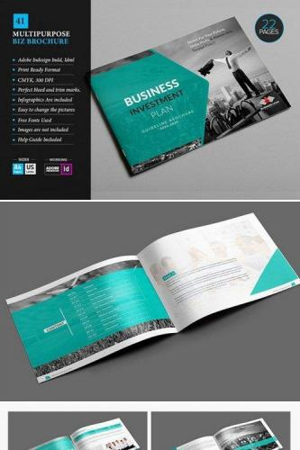 Corporate Brochure Template 41