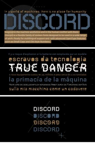 Discord Font Family