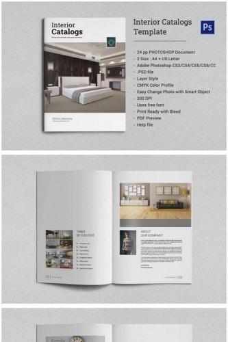 Interior Catalogs