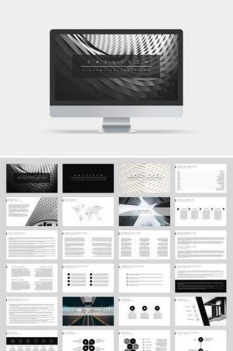 Callisto PowerPoint Template