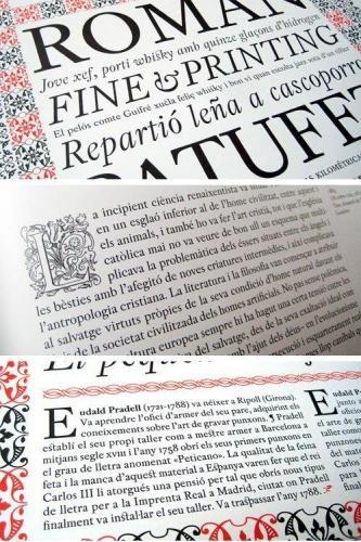 Pradell Font