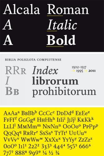 Alcala Font Family