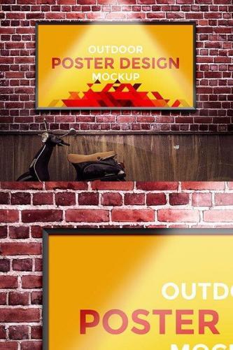 Outdoor Poster Design
