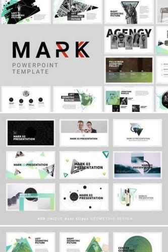 Mark03-Powerpoint Template