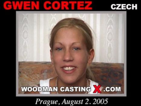 WoodmanCastingx.com- Gwen Cortez  casting X