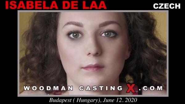 WoodmanCastingx.com- Isabela de Laa casting X