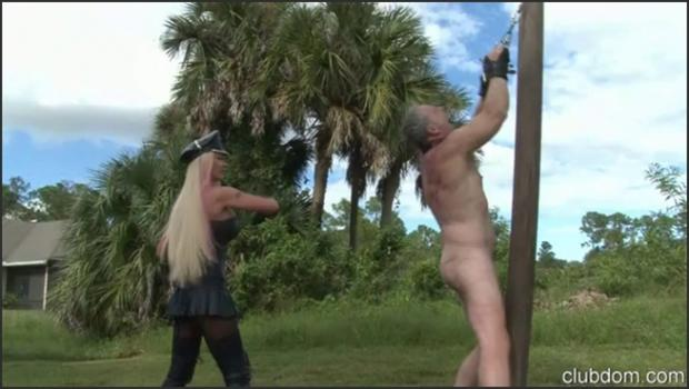 Clubdom.com- Whipping The Slut