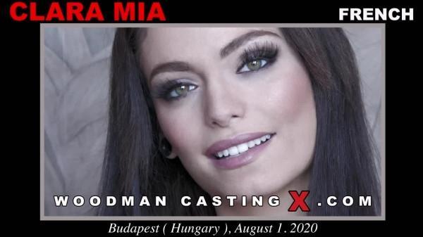 WoodmanCastingx.com- Clara Mia casting X