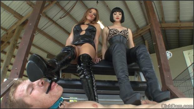 Clubdom.com- Jean Bardot  Kylie Milking Part 3