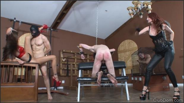 Clubdom.com- Kendra  Alexis Grace Caning