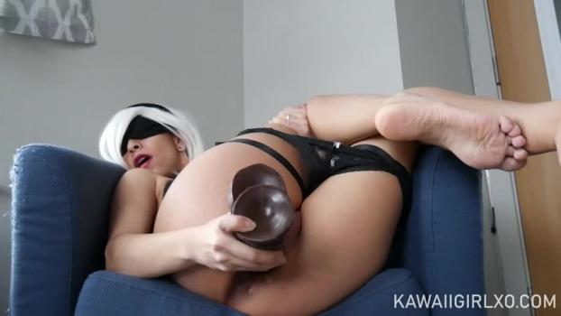 Manyclips.com- 2B Anal and 10inch BBC Fun-Kawaii girl