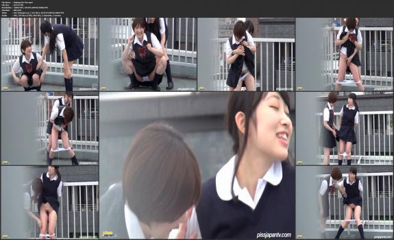 Sex Japan TV - Helping Her Pee