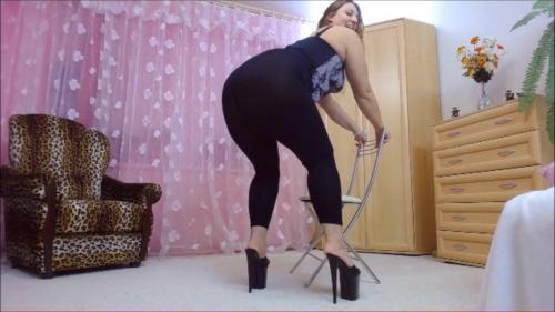BigBootyMilf – Hot Curves In Black Leggings Part 1 – Manyvids