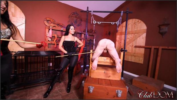 Clubdom.com- Kylie Rogue  Michelle Lacy Caning