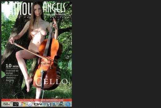 Amourangels.com- CELLO VIDEO
