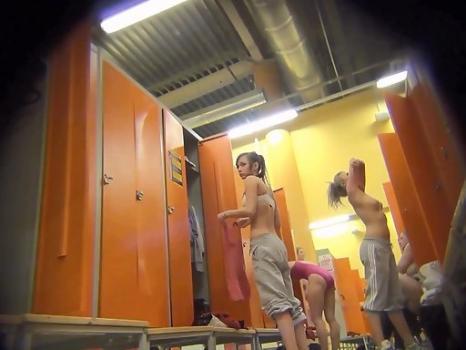 Hidden-Zone.com- Spy camera in the women_s locker room