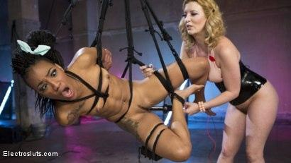 Kink.com- Horny Electro_: Hot chicks come hard on electricity!