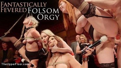 Kink.com- Fantastically Fevered Folsom Orgy
