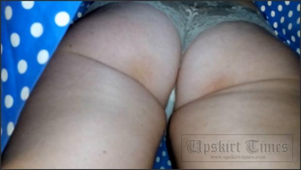 Upskirt-times.com- Ut_3050# And once again lace panties on a nice ass! She did not notice anything, and I...