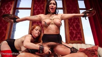 Kink.com- Uptight Babe Submits to Punishment and Squirts Everywhere