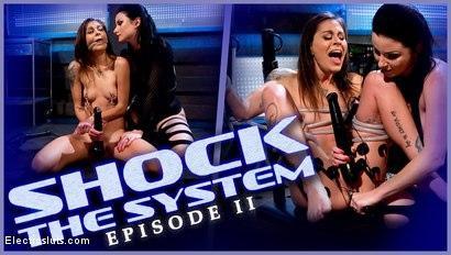 Kink.com- Shock the System Pt. 2: The Compulsive Masturbator