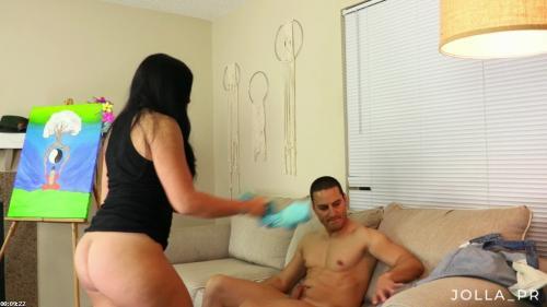 My husband caught me masturbating