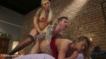 Kink.com- Phoenix Marie_s TS Threesome: What does she have that I don_t have?