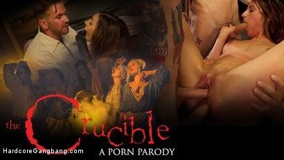 Kink.com- The Crucible: Parody Gangbang