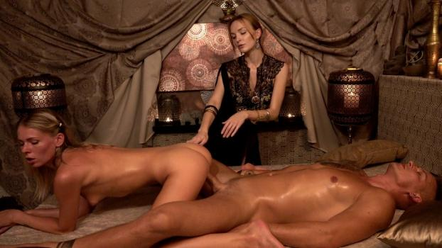 Czechav.com- Tantric couple ritual