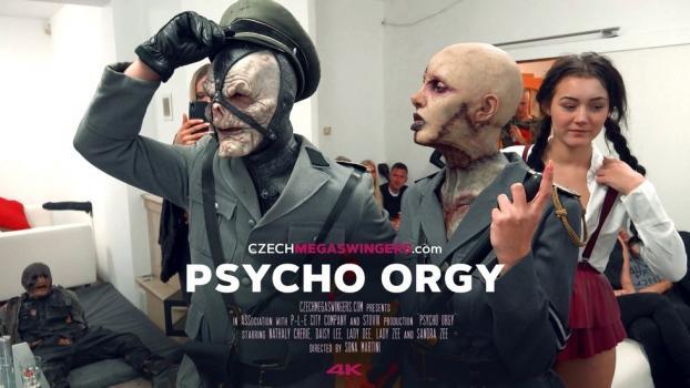 Czechav.com- Psycho Orgy