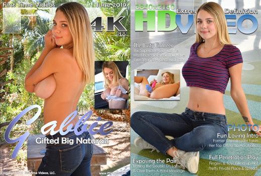 Ftvgirls.com- The Busty Eighteen