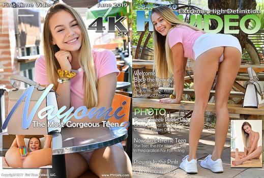 Ftvgirls.com- Welcome Back The Beauty