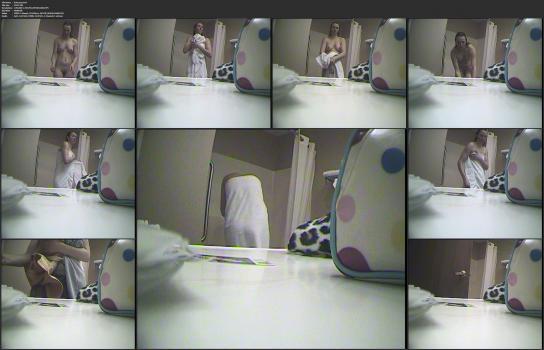 Shower room and locker room videos HD - kati great