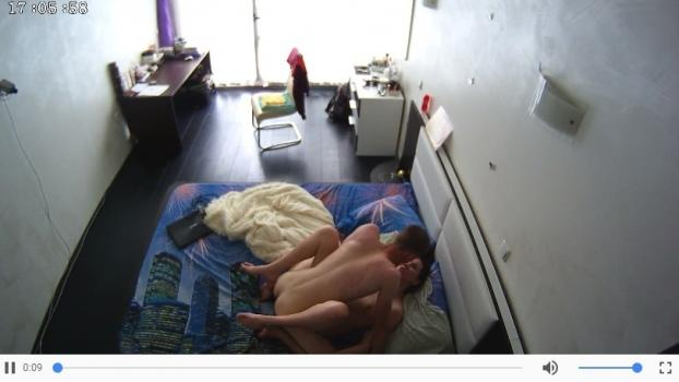 Voyeur-house.tv- Shower Sex Finished in Bed