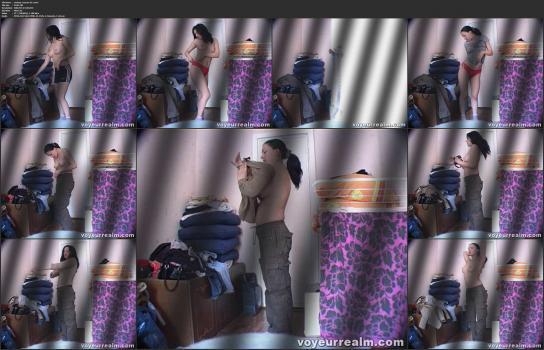 Shower room and locker room videos HD - melony-voyeur-01 r
