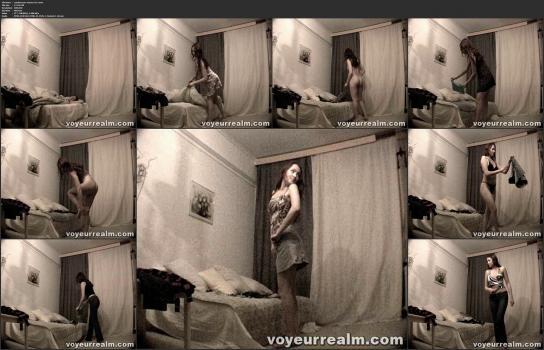 Shower room and locker room videos HD - natalierusso-voyeur-01 r