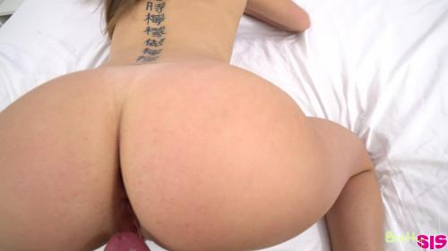 BrattySis 20 08 07 Riley Reid I Caught My Step Sister Masturbating XXX 1080p MP4-KTR