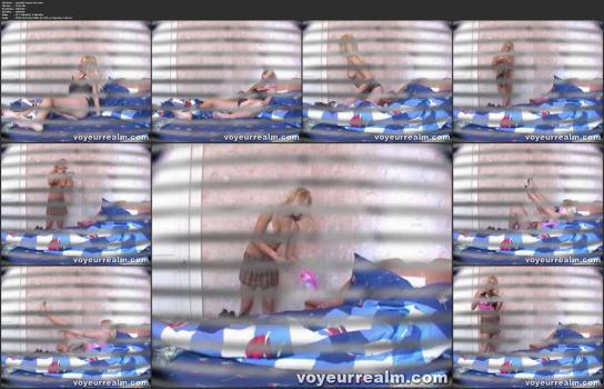 Shower room and locker room videos HD - pamella-voyeur-02 r