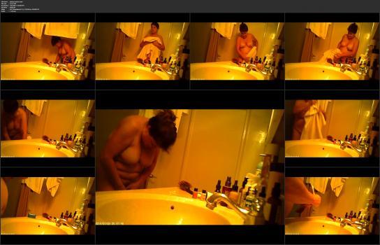 Shower room and locker room videos HD - plump mature