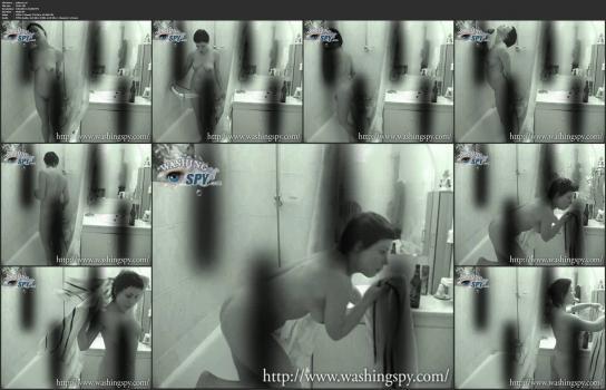 Shower room and locker room videos HD - polina3