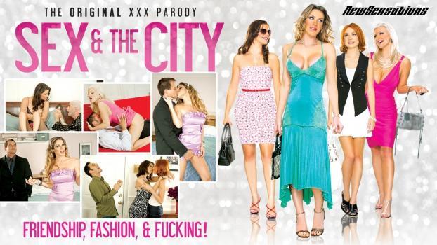 Newsensations.com- Sex & The City: A XXX Parody