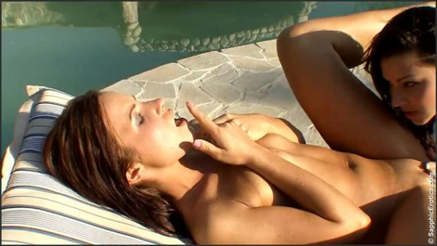 Sapphix.com- Sultry Afternoon