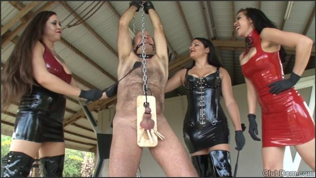 Clubdom.com- Cock and Balls in Trouble