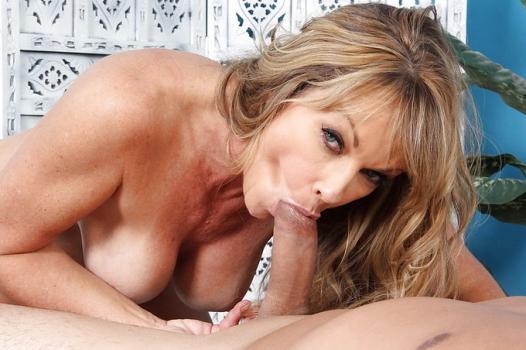 Wankz.com- Mellanie Monroe Gets A Big Cock In Her Milf Pussy