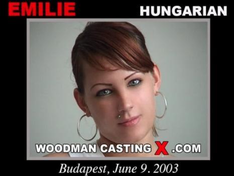 WoodmanCastingx.com- Emilie  casting X