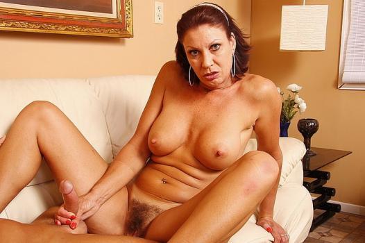 Wankz.com- Claudia Valentine Jerks Off Sledge Hammer_s Big Cock HD
