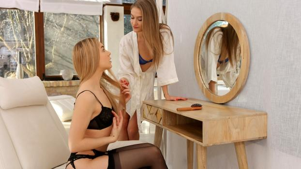Nubilefilms.com- Girls Make Me Cum - S35:E19