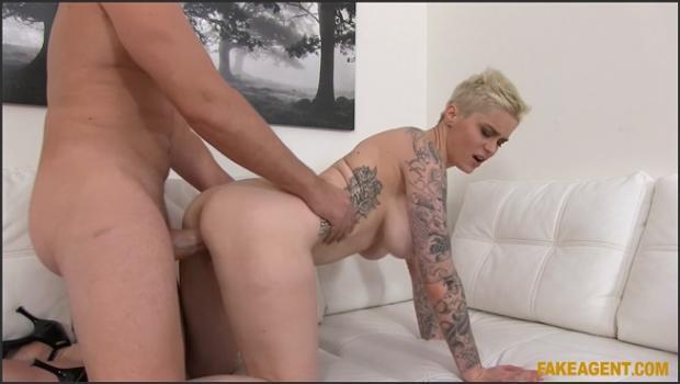 Fakehub.com- Short hair Austrian with big tits