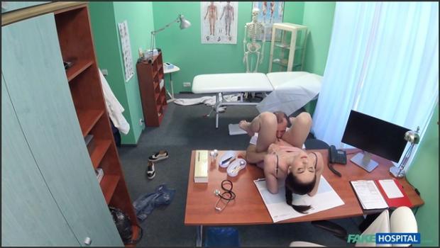 Fakehub.com- Russian babe wants Doctors cum
