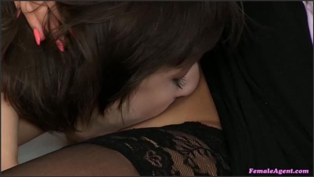 Fakehub.com- Hairy pussy gets fucked by dildo